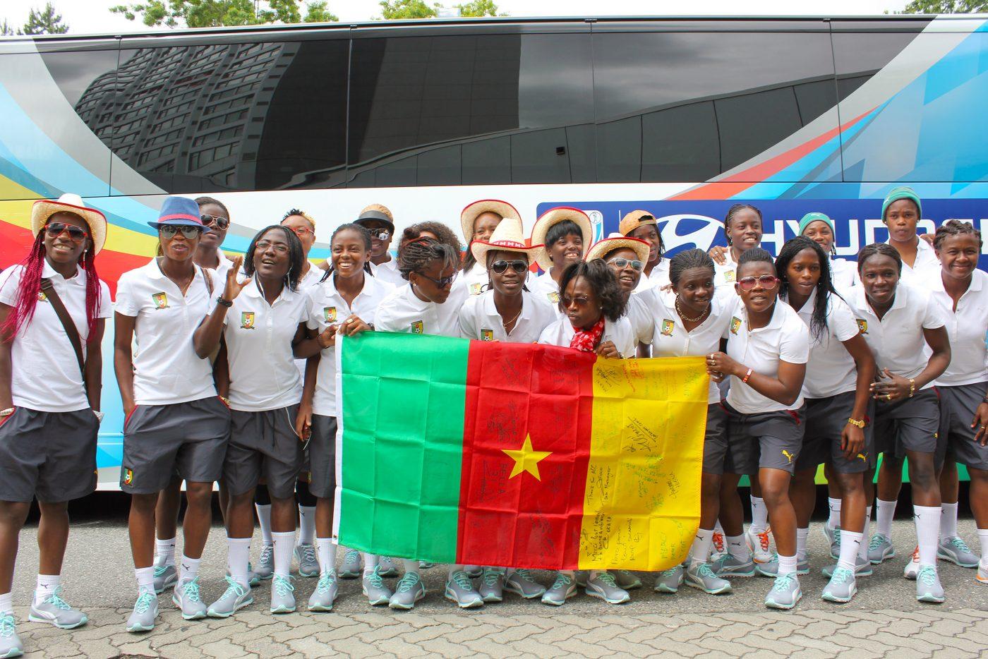 Cameroon FIFA Team
