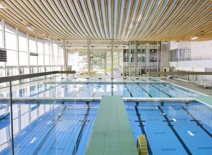 Grandview Heights Aquatic Centre
