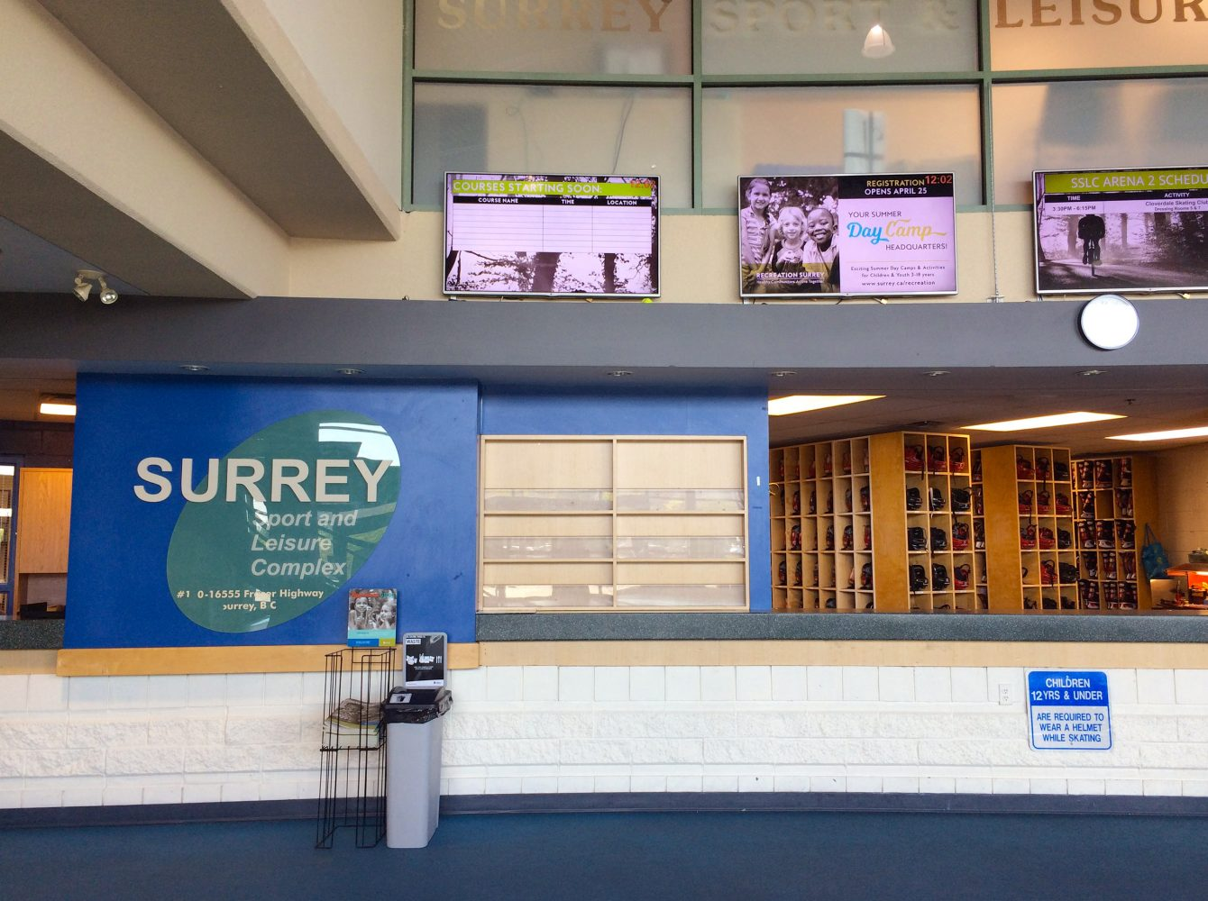 Surrey Sport and Leisure Centre